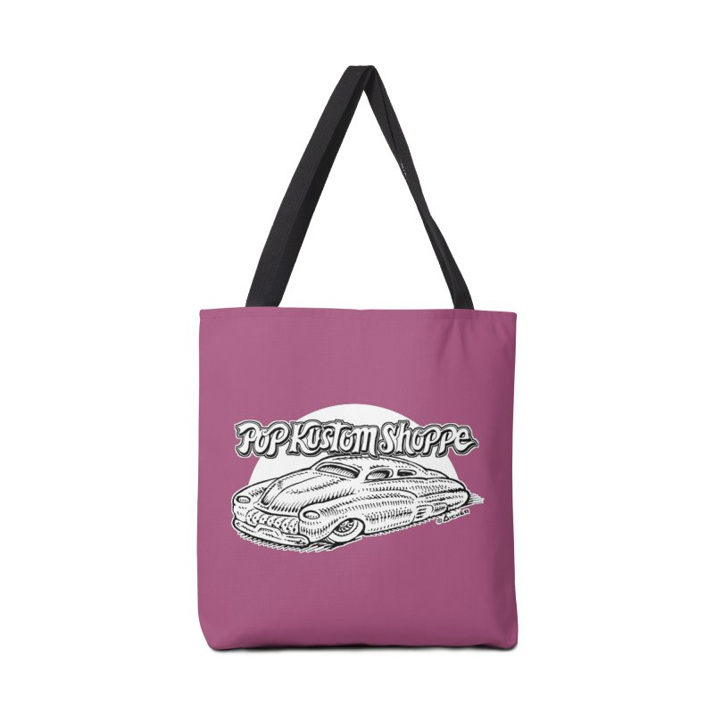 Aichermerc Accessories Tote Bag Bag by Popkustomshoppe Artist Shop