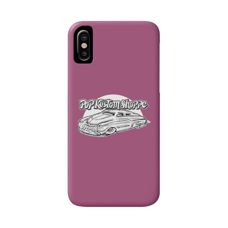 Aichermerc Accessories Phone Case by Popkustomshoppe Artist Shop