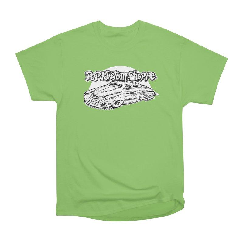 Aichermerc Women's Heavyweight Unisex T-Shirt by Popkustomshoppe Artist Shop