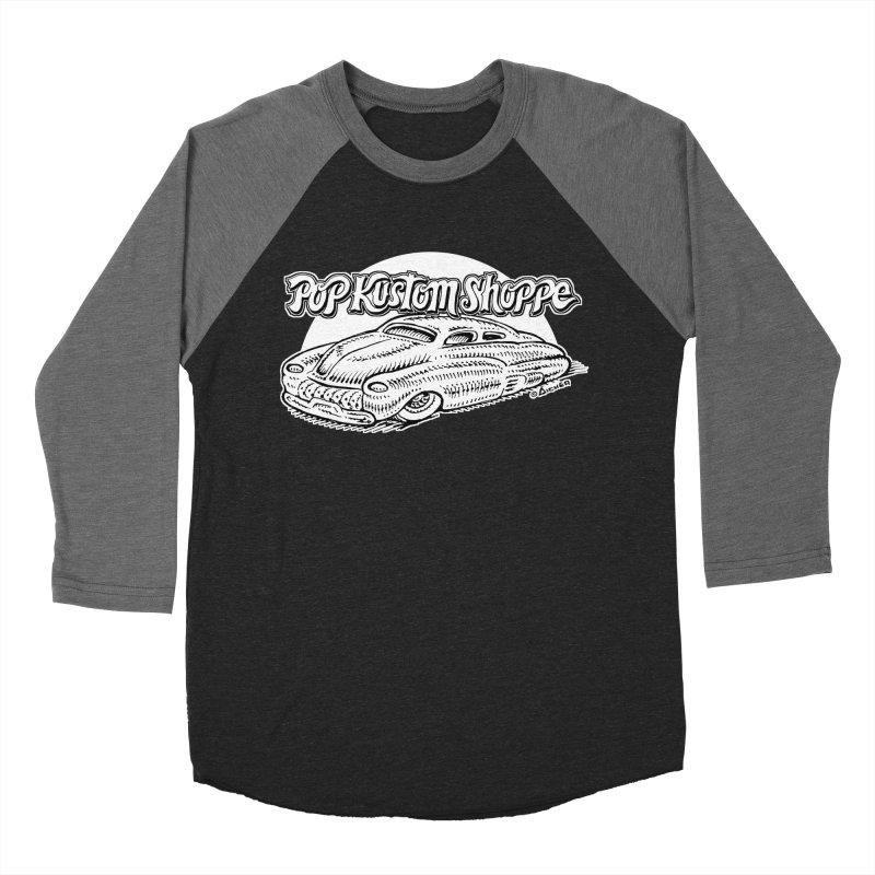 Aichermerc Women's Baseball Triblend Longsleeve T-Shirt by Popkustomshoppe Artist Shop