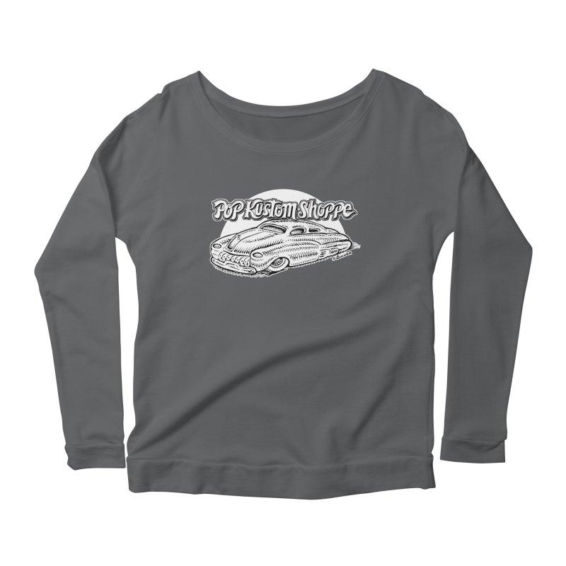 Aichermerc Women's Scoop Neck Longsleeve T-Shirt by Popkustomshoppe Artist Shop