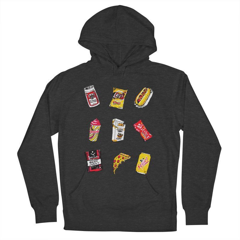 Snacksterpiece Women's Pullover Hoody by PRINTMEGGIN