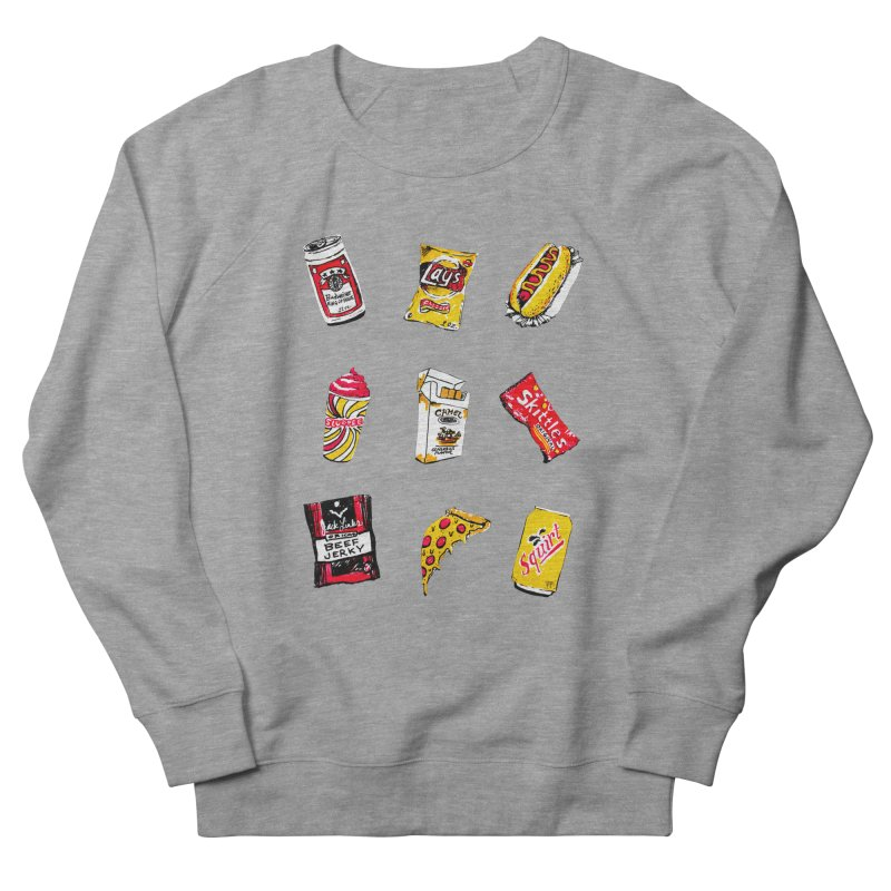 Snacksterpiece Women's Sweatshirt by PRINTMEGGIN