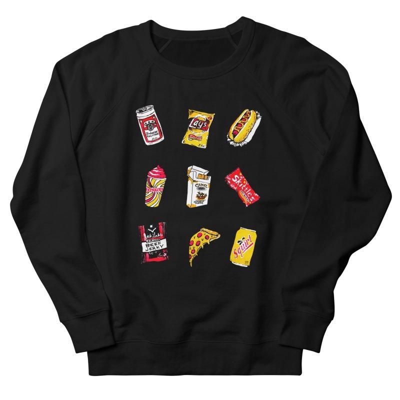 Snacksterpiece Women's Sweatshirt by PRINTMEGGIN