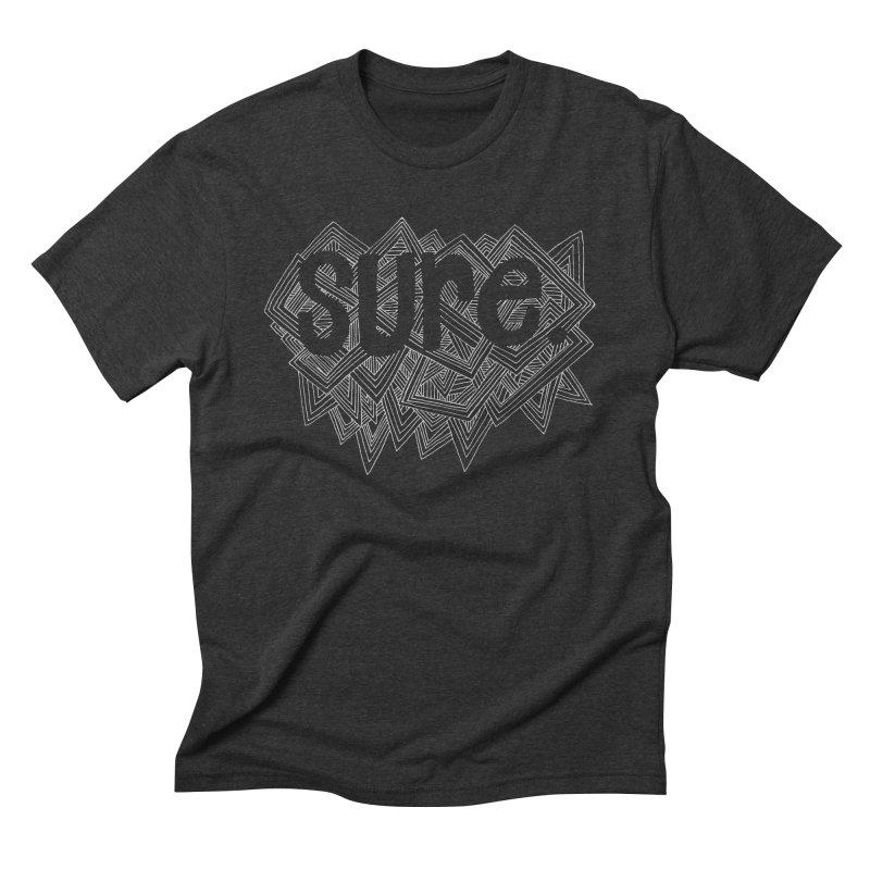 Sure Men's Triblend T-Shirt by PRINTMEGGIN