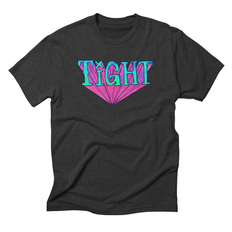 Tight Men's Triblend T-Shirt by PRINTMEGGIN