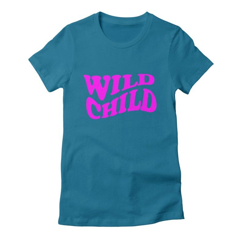 WILD CHILD   by PRINTMEGGIN