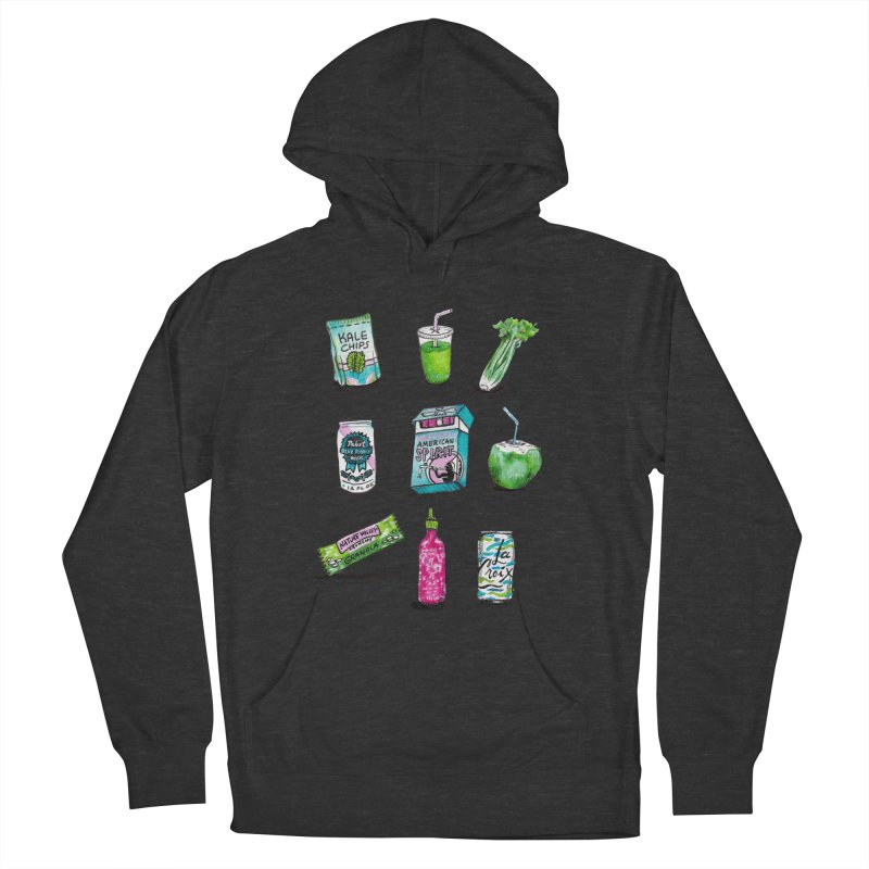 Snacksterpieces - Natural  Women's Pullover Hoody by PRINTMEGGIN