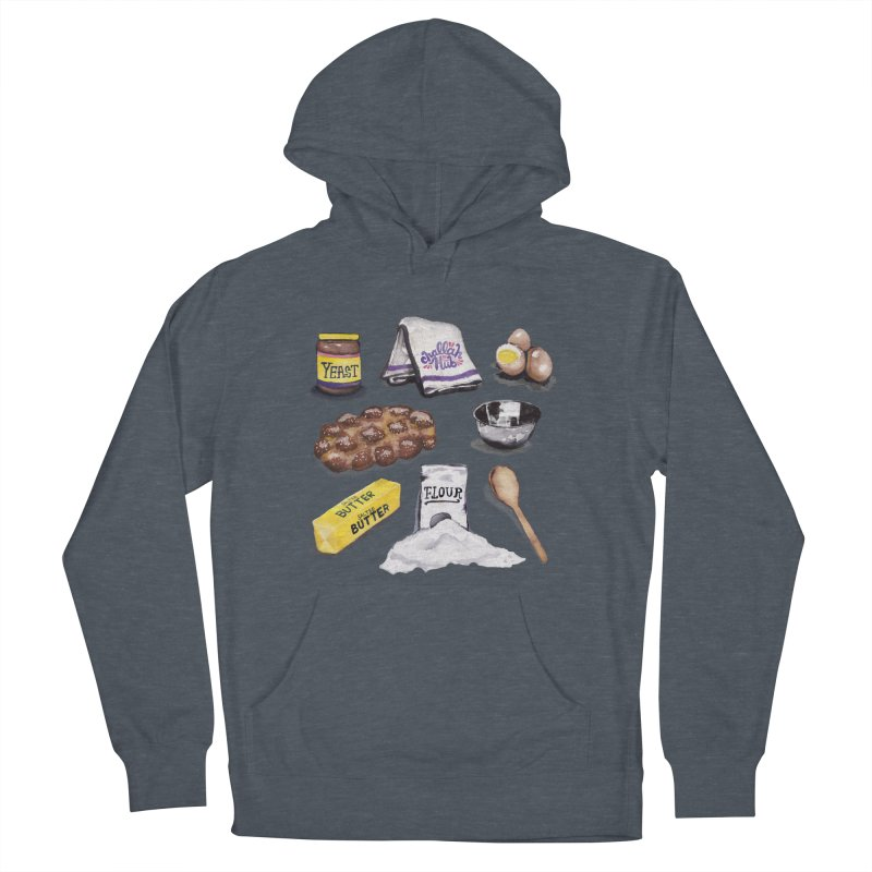 Challah Hub Snacksterpiece Women's Pullover Hoody by PRINTMEGGIN