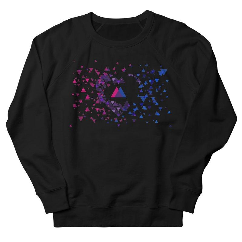 Love + Love + Love Men's French Terry Sweatshirt by Prismheartstudio 's Artist Shop