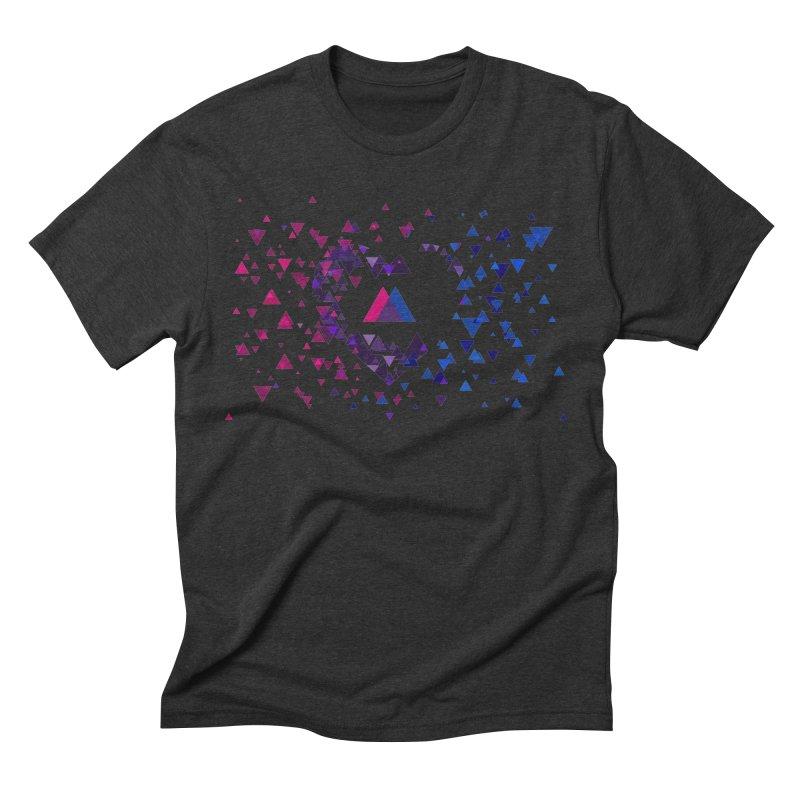Love + Love + Love Men's Triblend T-Shirt by Prismheartstudio 's Artist Shop