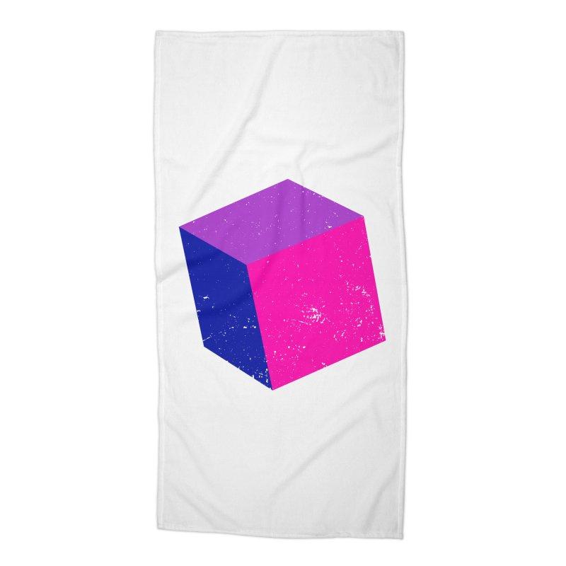 Bi - cubular Accessories Beach Towel by Prismheartstudio 's Artist Shop