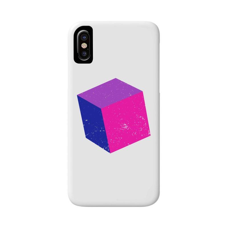 Bi - cubular Accessories Phone Case by Prismheartstudio 's Artist Shop
