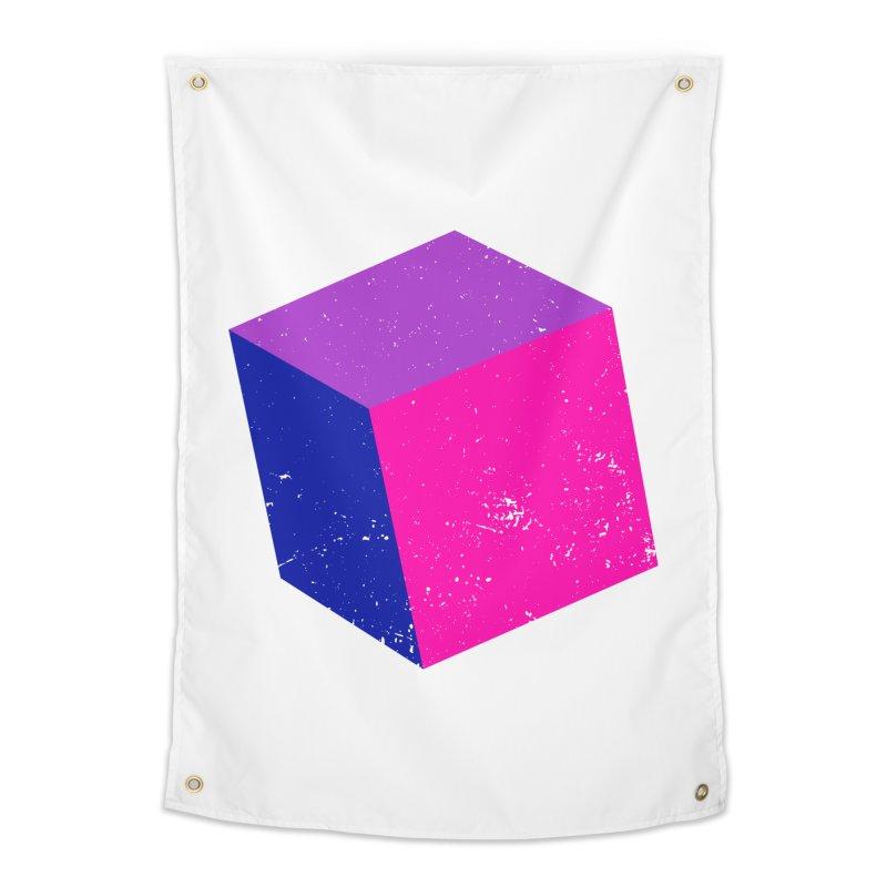 Bi - cubular Home Tapestry by Prismheartstudio 's Artist Shop
