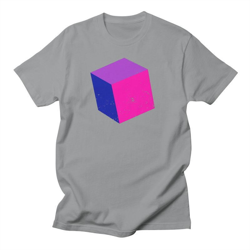 Bi - cubular Men's Regular T-Shirt by Prismheartstudio 's Artist Shop