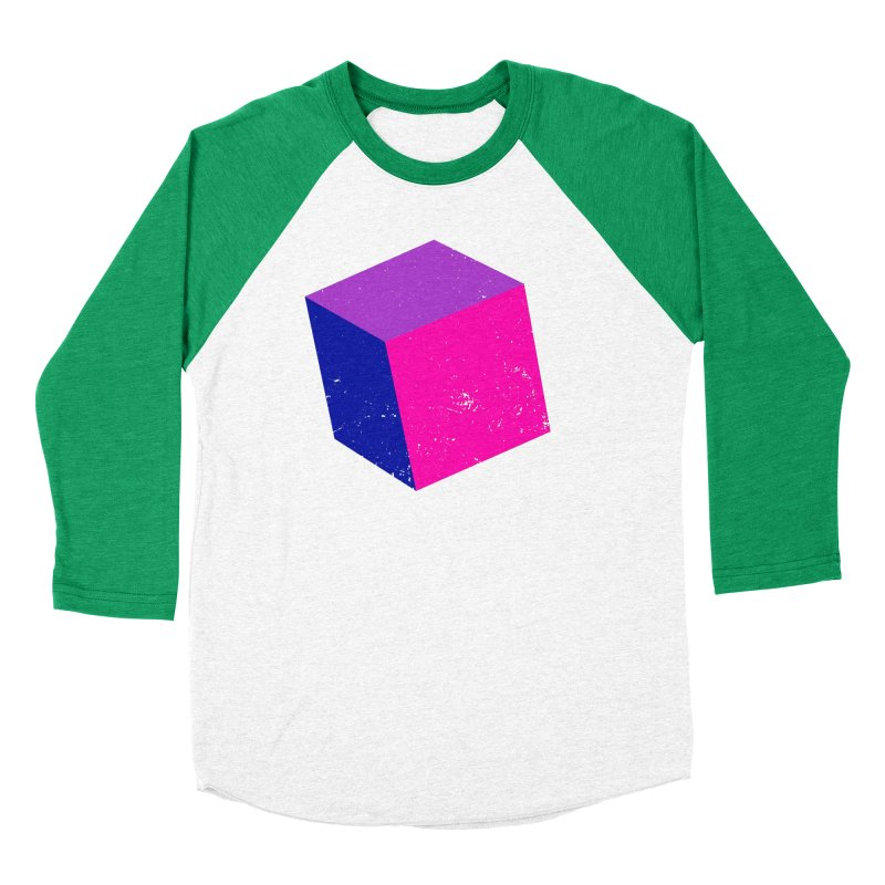 Bi - cubular Men's Longsleeve T-Shirt by Prismheartstudio 's Artist Shop
