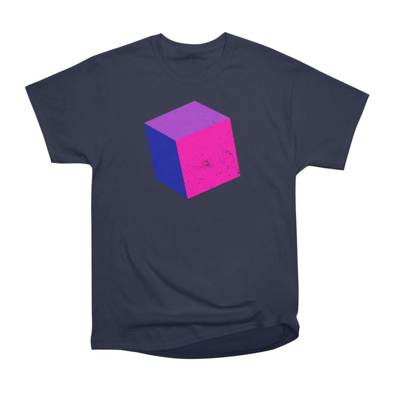 Bi - cubular Women's Heavyweight Unisex T-Shirt by Prismheartstudio 's Artist Shop