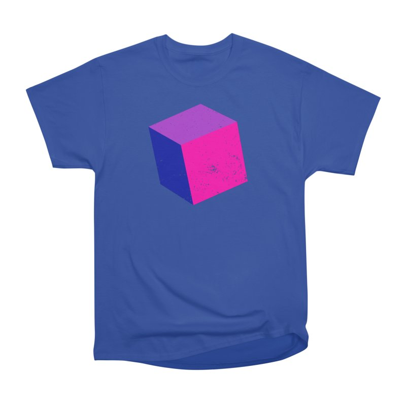 Bi - cubular Women's Heavyweight Unisex T-Shirt by Prismheartstudio 's Artist Shop