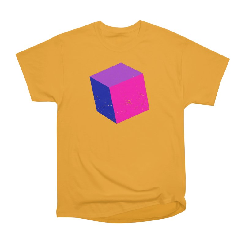 Bi - cubular Men's Heavyweight T-Shirt by Prismheartstudio 's Artist Shop