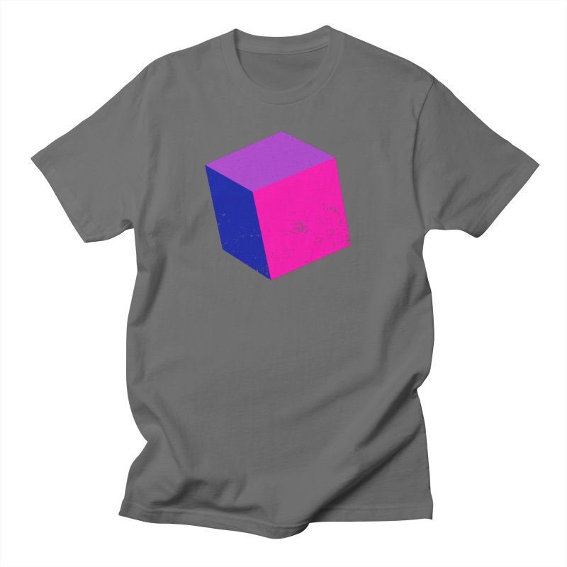 Bi - cubular Men's T-Shirt by Prismheartstudio 's Artist Shop