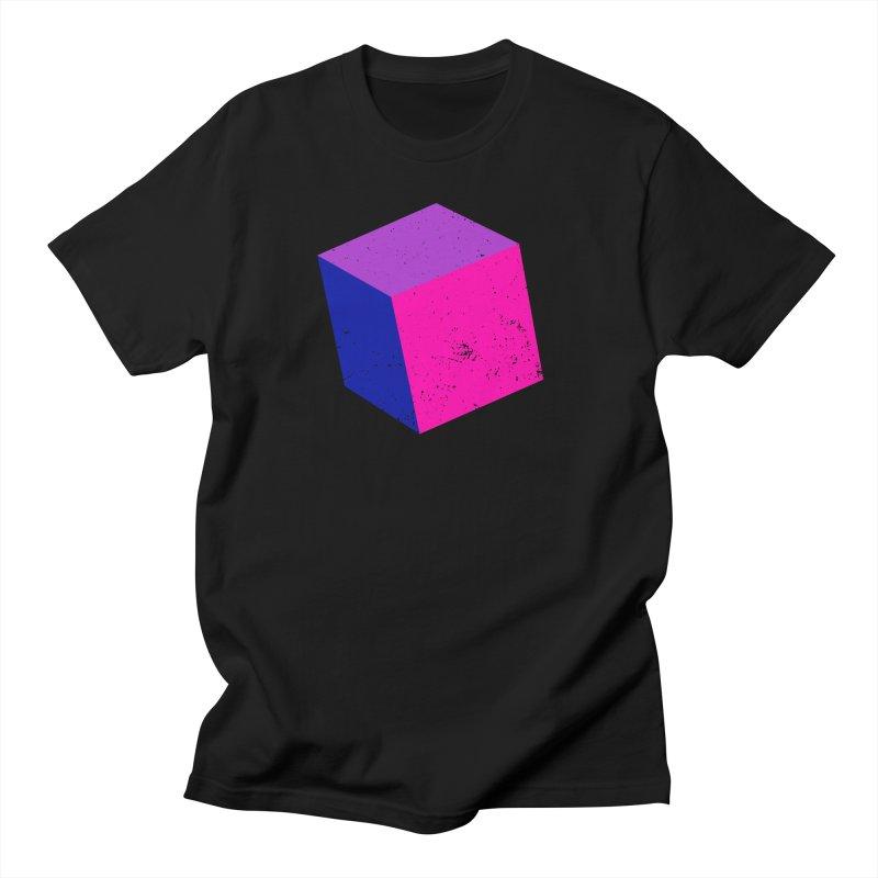 Bi - cubular Women's Regular Unisex T-Shirt by Prismheartstudio 's Artist Shop