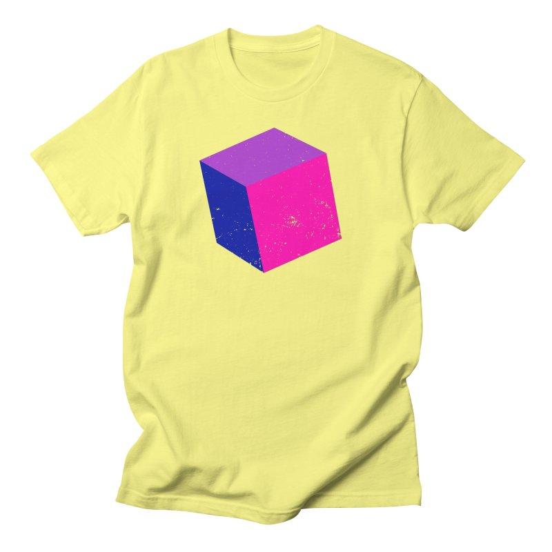 Bi - cubular Men's Regular T-Shirt by Prismheartstudio 's Artist Shop