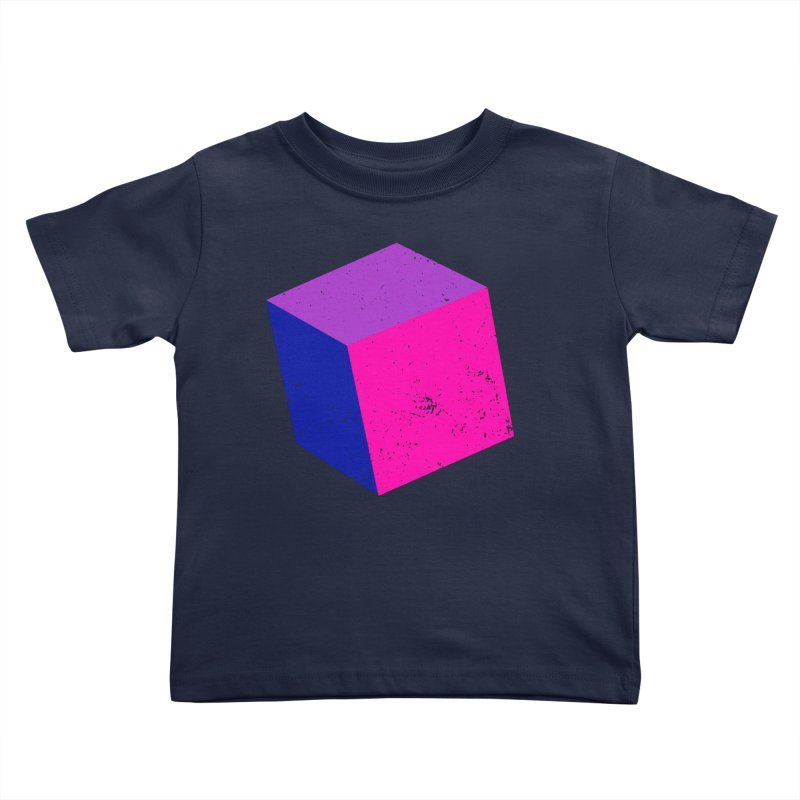 Bi - cubular Kids Toddler T-Shirt by Prismheartstudio 's Artist Shop