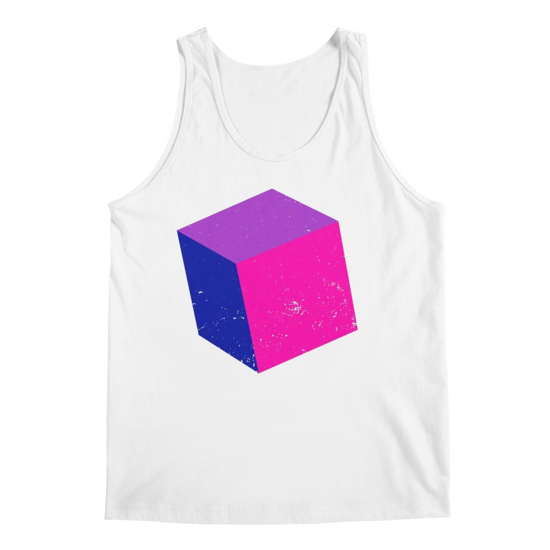 Bi - cubular Men's Regular Tank by Prismheartstudio 's Artist Shop