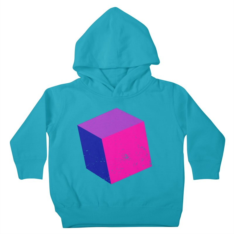 Bi - cubular Kids Toddler Pullover Hoody by Prismheartstudio 's Artist Shop