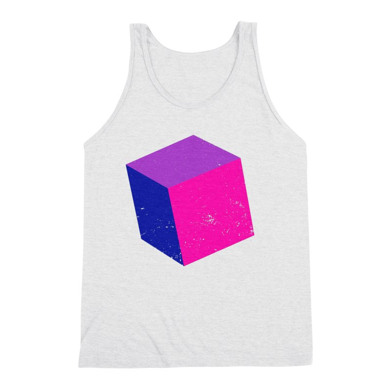 Bi - cubular Men's Tank by Prismheartstudio 's Artist Shop