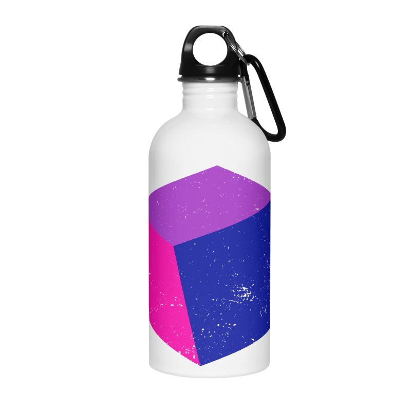 Bi - Cubular 2 Accessories Water Bottle by Prismheartstudio 's Artist Shop
