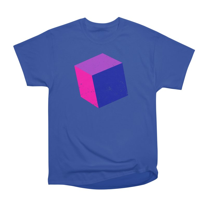 Bi - Cubular 2 Women's T-Shirt by Prismheartstudio 's Artist Shop