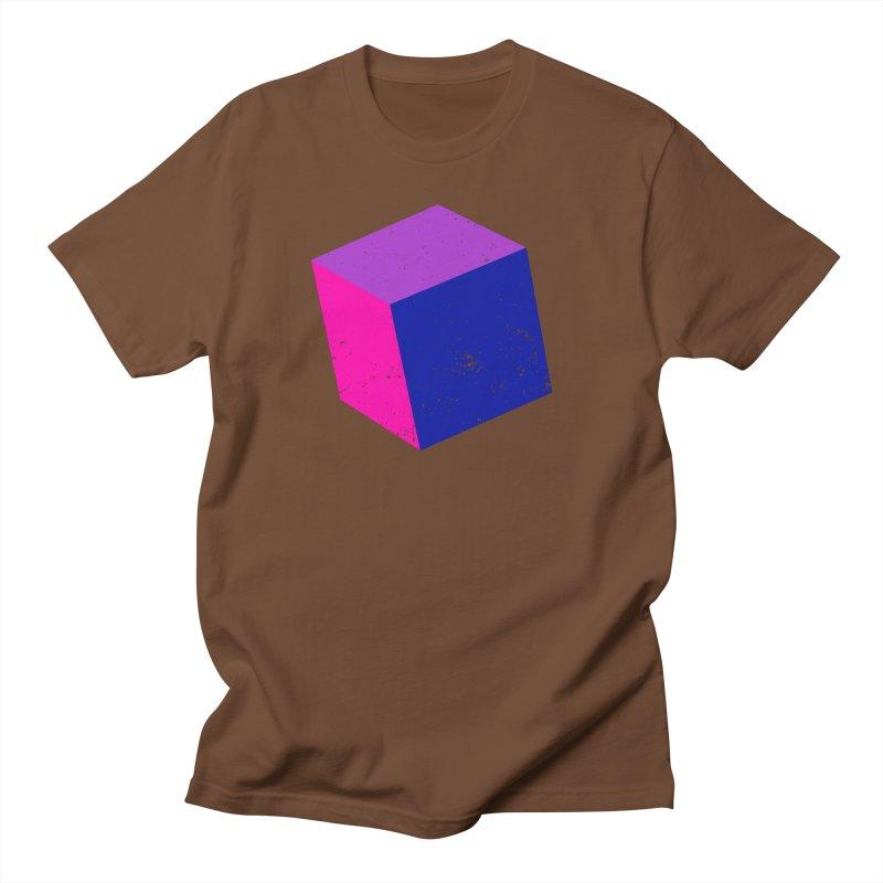 Bi - Cubular 2 Women's Regular Unisex T-Shirt by Prismheartstudio 's Artist Shop