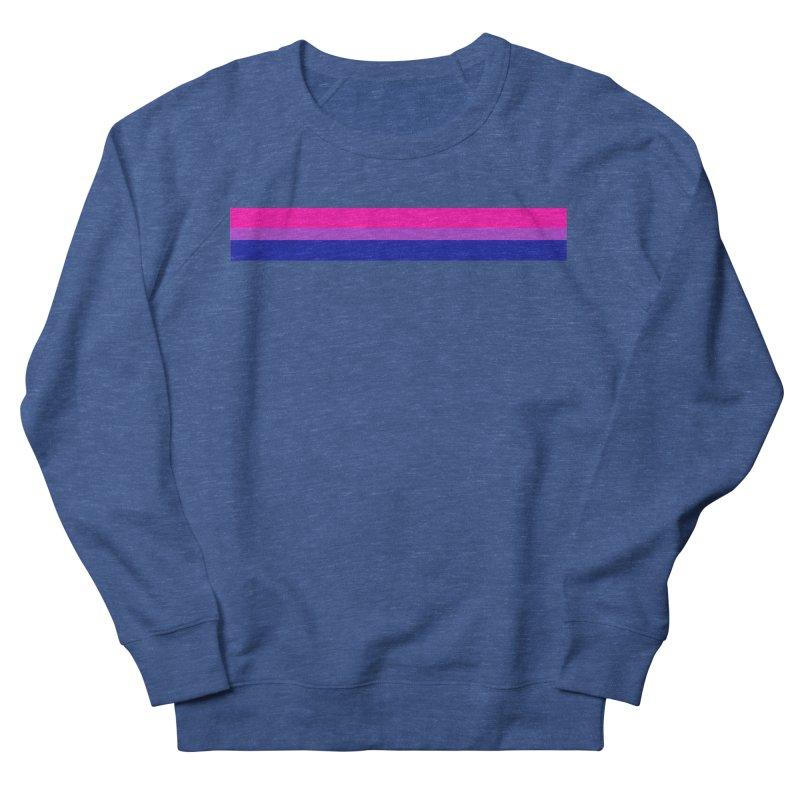 Bi Flag Bars Men's Sweatshirt by Prismheartstudio 's Artist Shop