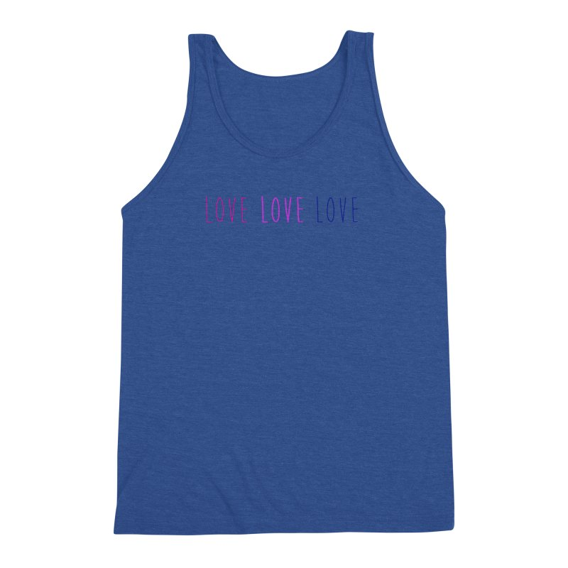 BI LOVE Men's Tank by Prismheartstudio 's Artist Shop