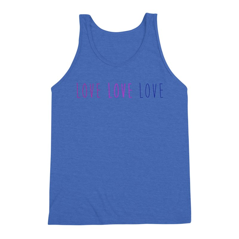 BI LOVE Men's Tank by Prismheartstudio 's Artist Shop