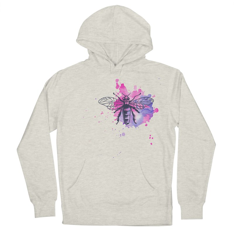 Bi Bi Bug Men's French Terry Pullover Hoody by Prismheartstudio 's Artist Shop