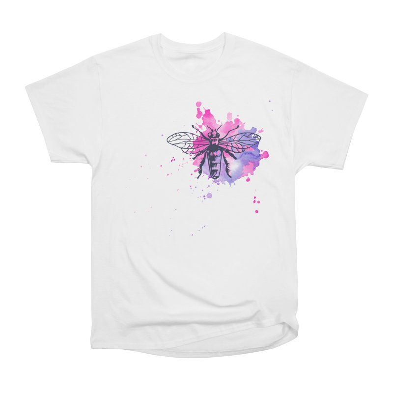 Bi Bi Bug Women's Heavyweight Unisex T-Shirt by Prismheartstudio 's Artist Shop