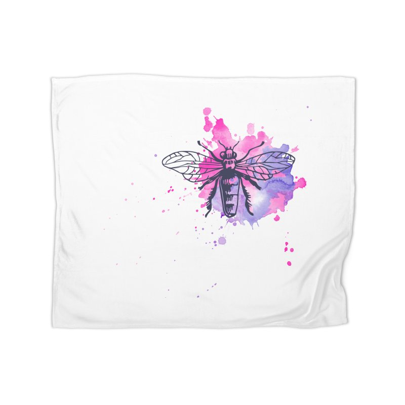 Bi Bi Bug Home Blanket by Prismheartstudio 's Artist Shop