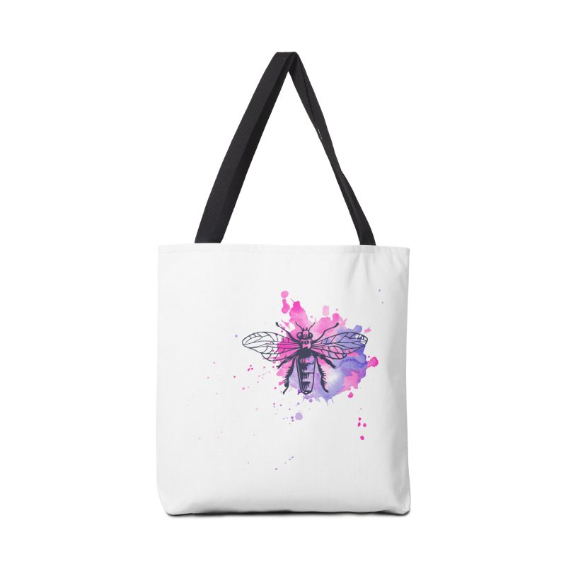 Bi Bi Bug Accessories Bag by Prismheartstudio 's Artist Shop