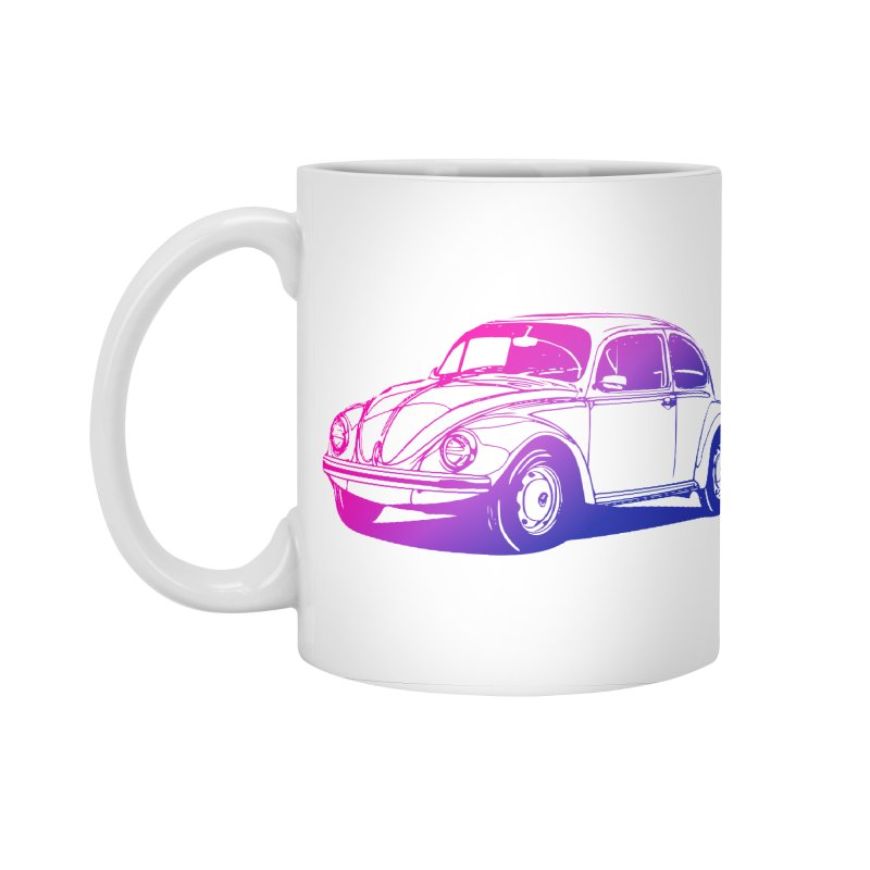 The LOVE Bug Accessories Standard Mug by Prismheartstudio 's Artist Shop