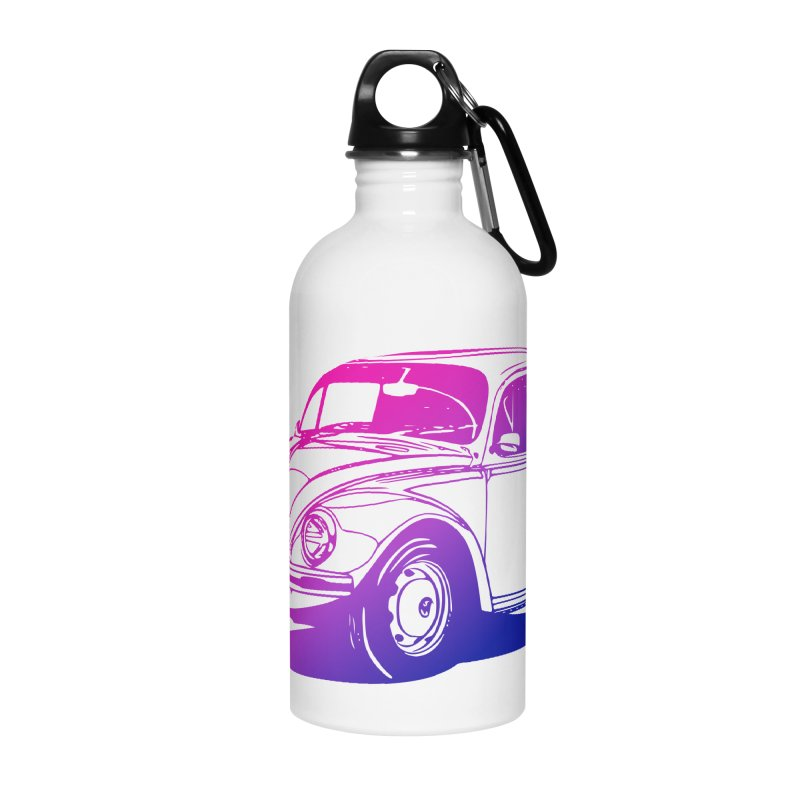 The LOVE Bug Accessories Water Bottle by Prismheartstudio 's Artist Shop
