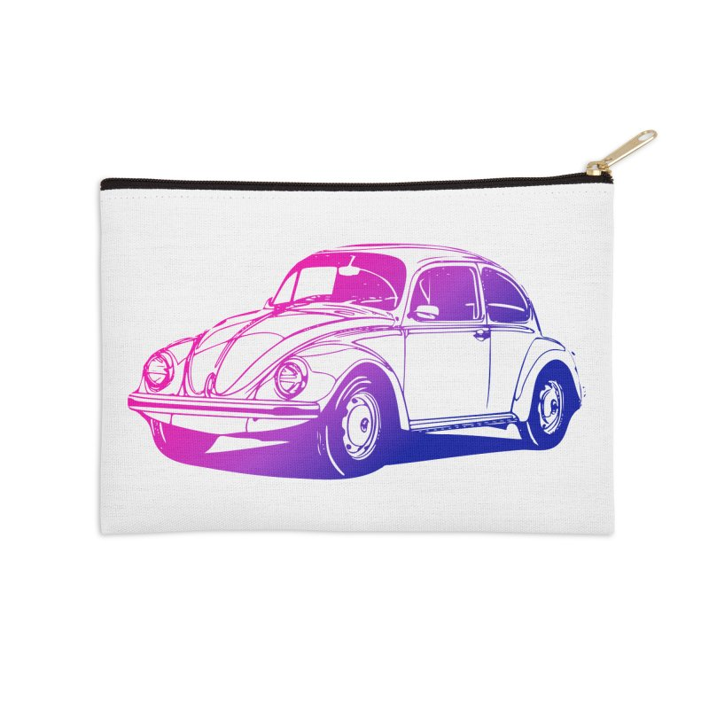 The LOVE Bug Accessories Zip Pouch by Prismheartstudio 's Artist Shop