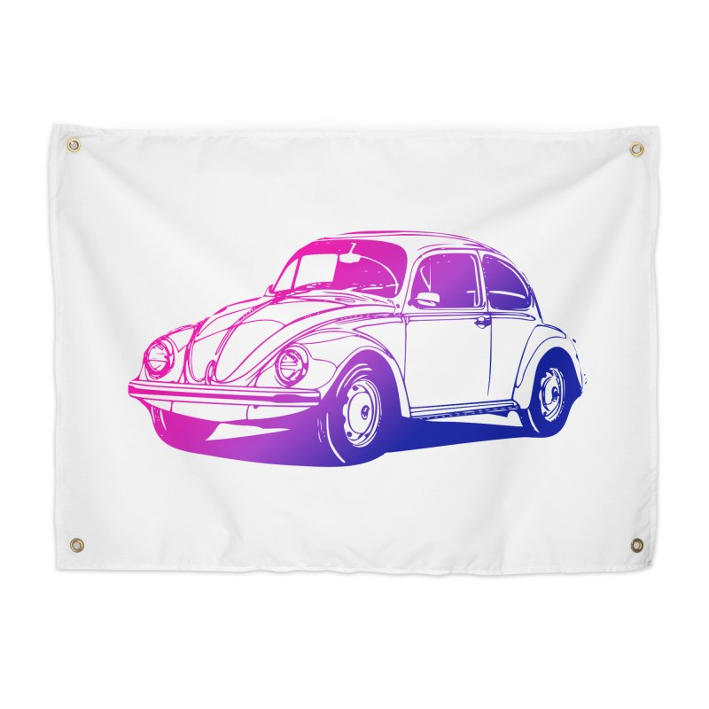 The LOVE Bug Home Tapestry by Prismheartstudio 's Artist Shop