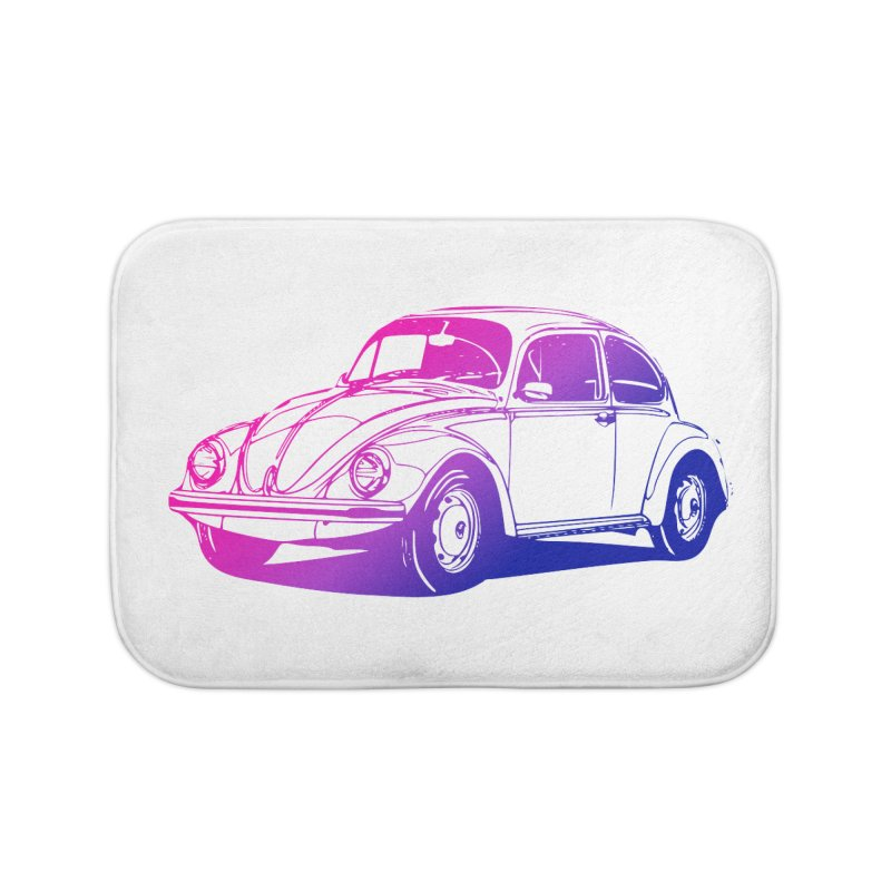 The LOVE Bug Home Bath Mat by Prismheartstudio 's Artist Shop