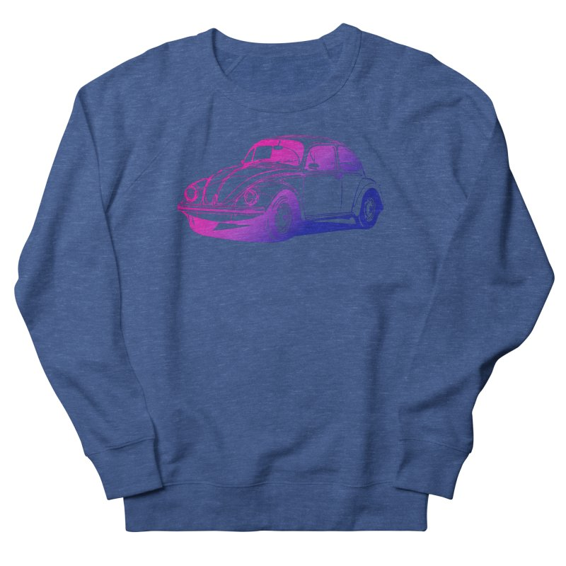 The LOVE Bug Women's French Terry Sweatshirt by Prismheartstudio 's Artist Shop