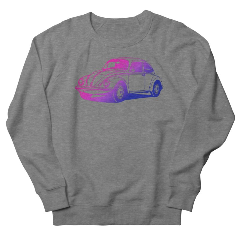 The LOVE Bug Men's French Terry Sweatshirt by Prismheartstudio 's Artist Shop
