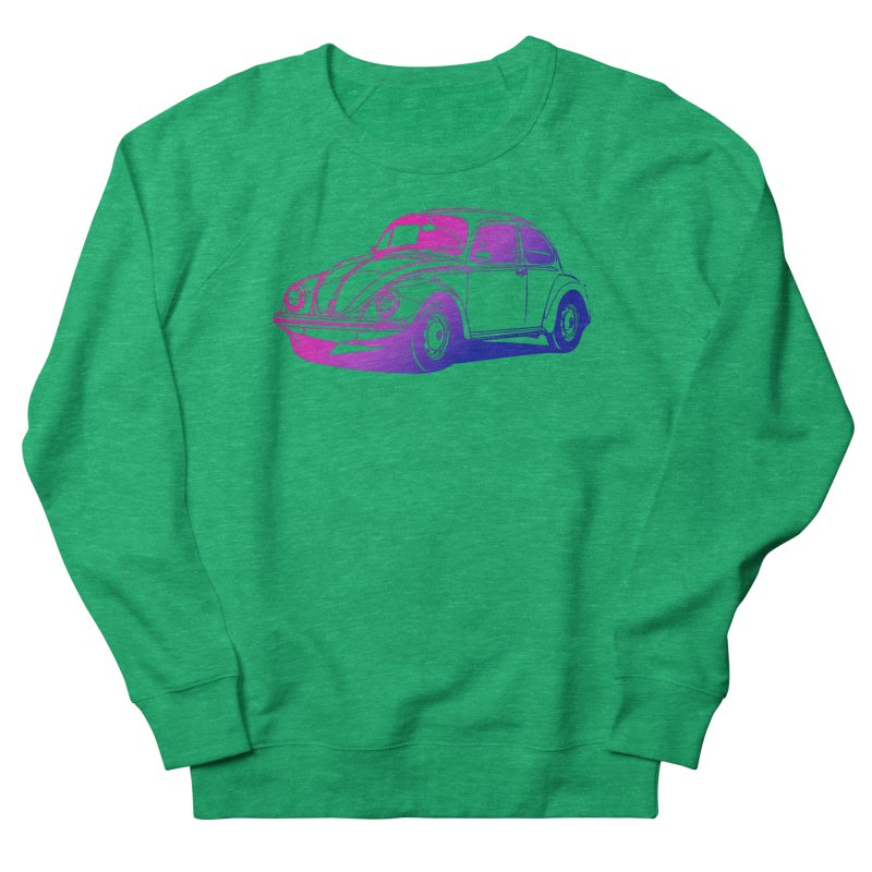 The LOVE Bug Men's French Terry Sweatshirt by Prismheartstudio 's Artist Shop