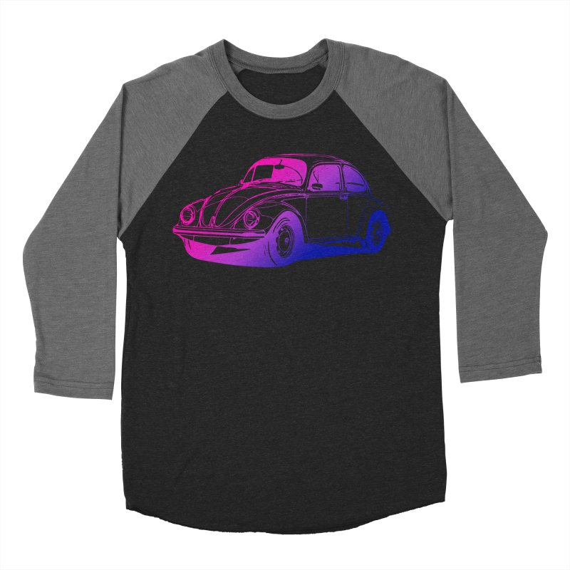The LOVE Bug Women's Baseball Triblend Longsleeve T-Shirt by Prismheartstudio 's Artist Shop