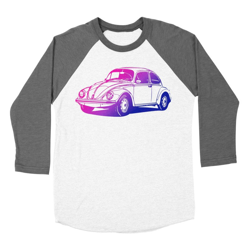 The LOVE Bug Men's Baseball Triblend Longsleeve T-Shirt by Prismheartstudio 's Artist Shop